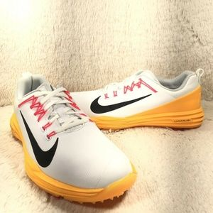 NEW Nike Lunar Command 2 Golf Cleats Size 8.5